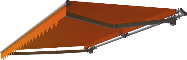 Terrace awnings system